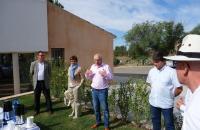 Compte-rendu du voyage du Conseil de l'Académie en Espagne – Juin 2013