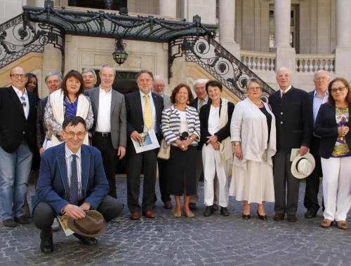 Symposium de printemps – Argentine 2013