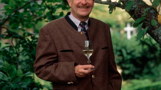 Carl Ferdinand von Schubert – Présentation et dégustation de différentes régions viticoles allemandes