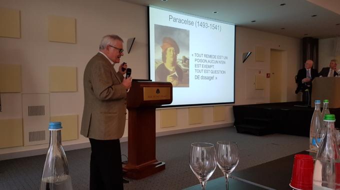 Dr. Michel Périat – Le vin à prescrire ou à proscrire