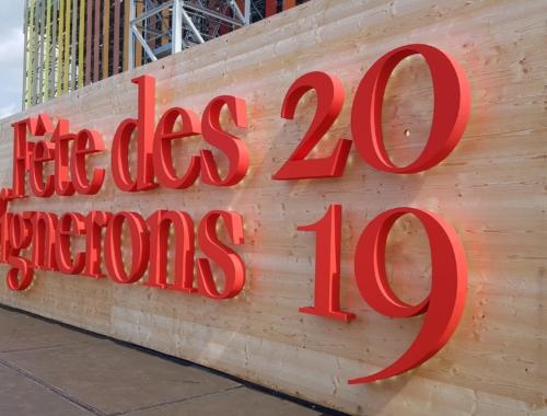 Symposium d'Été – Fête des Vignerons 2019 – du 6 au 9 août 2019
