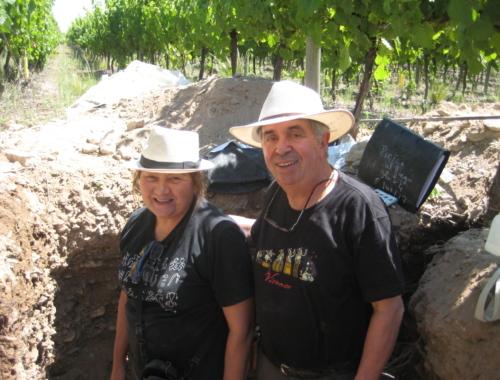 Lydia et Claude Bourguignon – Le terroir est toujours plus fort que le cépage