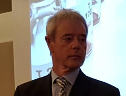 Raymond Paccot – Rapport moral – Symposium Décembre 2018 Wien