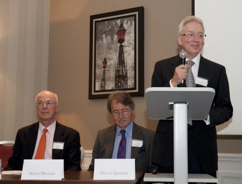 Symposium de printemps, Londres 2012
