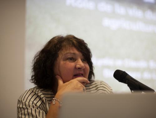 Lydia Bourguignon – Influence du changement climatique sur le cycle de la vigne au domaine de la Romanée Conti