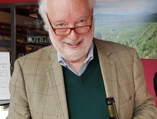 Compte rendu Symposium Toscane 2018 par Christopher Cannan