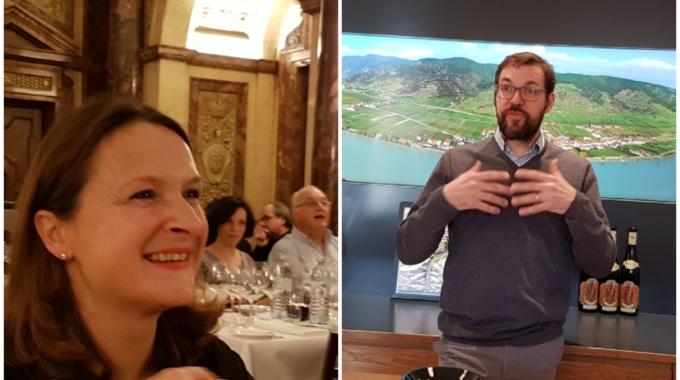 Madame Eva Moosbrugger et Monsieur Emmerich Knoll – Trésors des vallées du Kamptal et de la Wachau