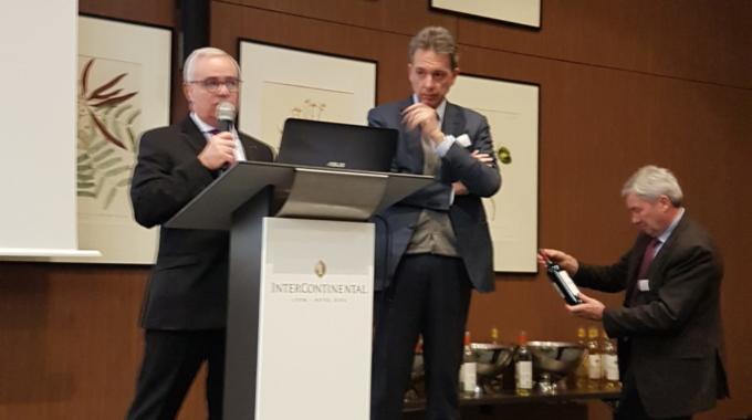 Gaston Hochar et Elie Maamari – La viticulture et le vin du Liban – Symposium Décembre 2019 Lyon