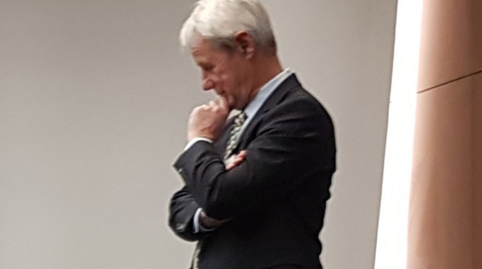 Raymond Paccot – Rapport moral – Symposium Décembre Lyon 2019