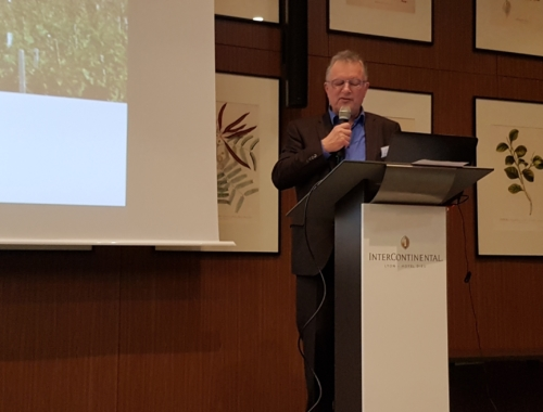 Dominique Piron – Le vignoble Beaujolais – Symposium décembre 2019 Lyon