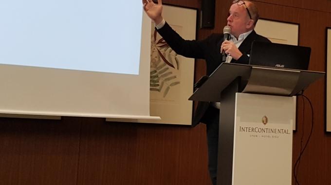 Hans Astrom – L'importance de l'éducation dans le monde du vin – Symposium Décembre 2019 Lyon